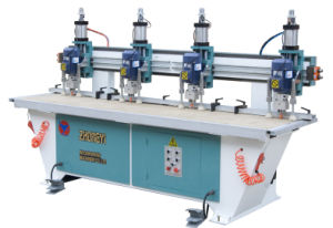 Vertical Four Heads Hinge Drilling Machine (MZ73034)