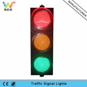 High Quality 300mm Red Yellow Green LED Traffic Signal Light pictures & photos