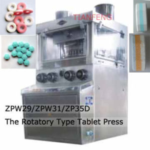Rotary Tablet Press Machine 2 Layers Zpw29/ Zpw31 /Zp37 pictures & photos