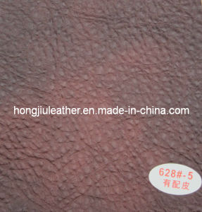 Embossed Artificial PU PVC Faux Leather pictures & photos