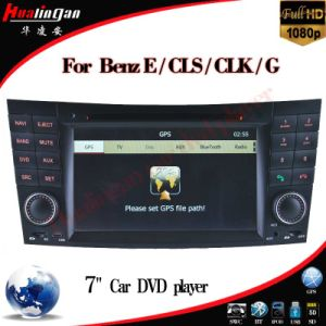 Special Car DVD GPS for Mercedes-Benz E Class W211/Cls W219/Clk W209 /G W463 Navigation with Bluetooth/Radio/RDS/TV/Can Bus/USB/iPod/HD Touchscreen Function pictures & photos