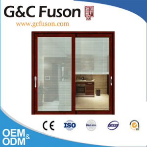 High Quality Interior Sliding Glass Barn Doors Suppliers with ISO pictures & photos