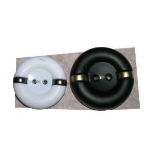 2 Holes New Design Plastic Button (S-033) pictures & photos