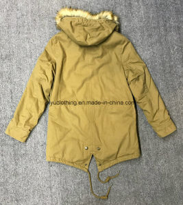 Leisure Winter Outdoor Coat for Mens with Popular Bottom pictures & photos