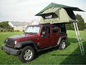 4WD Roof Top Tent Outdoor Expedition Tent pictures & photos