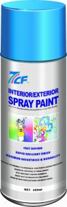 Exterior Spray Paint