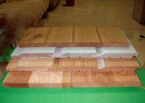Western Red Cedar Wall Panel (WRC-011) pictures & photos