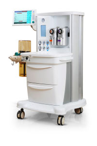Medical Equipment Anaesthesia Machine Cwm-301A pictures & photos