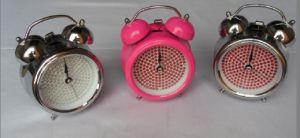 Diamond Twin Bell Alarm Clock