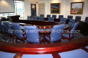 Modern Office Furniture Wooden U Shape Conference Table High End Conference Furniture (FOHUS-001) pictures & photos