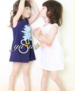 Children′s Dress/ Children′s Garment / Girl′s Wear / Girl′s Skirt pictures & photos