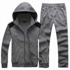 Hot Sale Wholesale Custom Design Mens Sport Suit pictures & photos