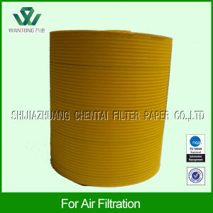 Auto Panel Air Filter Paper for Auto Filter