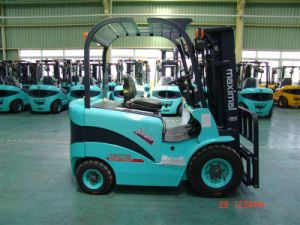 1-3.5 Electric Forklift with Danaher Controller