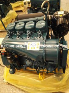 Wheel Loader Diesel Engine Deutz Air Cooled F4l912 4 Cylinder pictures & photos