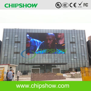 Chipshow P16 Outdoor Full Color LED Display Sign pictures & photos
