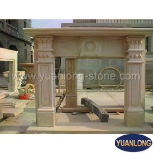 Fireplace & Sculpture