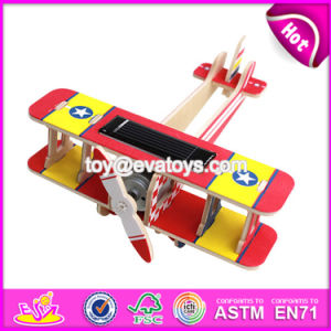 New Design Funny Kids Assemble Wooden Model Airplanes W03b066 pictures & photos