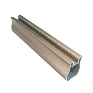Extrusion Aluminium (Electrophoresis Champagne) for Bedroom Furniture Material pictures & photos