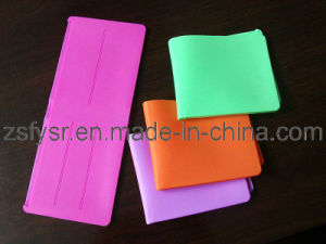 Popular Silicone Rubber Coin Purse (FY-512)