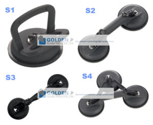 S4 Suction Lifter with 3 Cups_Three-Head Suction Cups
