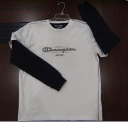 Kid′s Fashion Long T-Shirt & Sports Wear