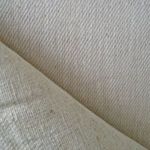Wholesale 100% Nature Hemp Twill Fabric (QF13-0102) pictures & photos