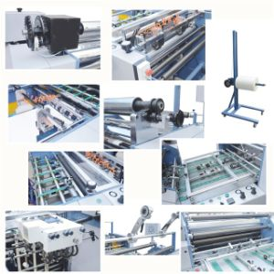 Fully Automatic High Speed Extrusion Laminator pictures & photos