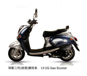 ESWN Gas Scooter (LY-125C)