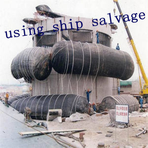 Boat Salvage Airbag Pneumatic Rubber Airbag pictures & photos