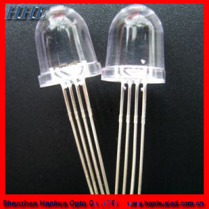 10mm RGB Bullet LED Diode (CE&RoHS)