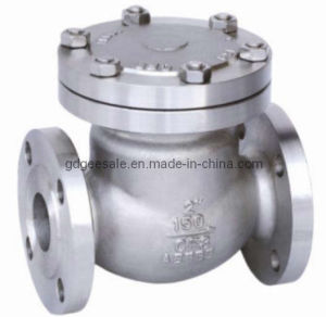 API Swing Check Valve pictures & photos