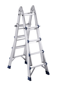 GS En131 Approved Little Giant Ladder (JK-304) pictures & photos