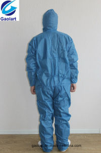 T5&T6 Disposable Spunbond Coverall for Industrial Protective S6-4500 pictures & photos