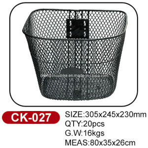 Cheap Price Bicycle Basket Ck-027 pictures & photos