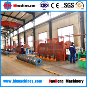 Axis Linkage High Speed Rigid Frame Stranding Machine pictures & photos