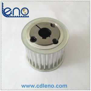 Aluminum 50mm Width 28s8m Timing Pulley with 1210 Taper Bush pictures & photos