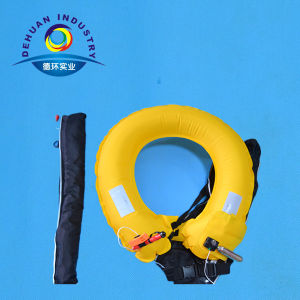 Life Buoy - Quick Release and Throw Over Type (DH-046)