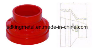 FM/UL Listed Ductile Iron Grooved Concentric Reducer pictures & photos