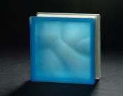 190*190*80mm Acid Blue Cloudy Glass Block/Tijolo De Vidro pictures & photos