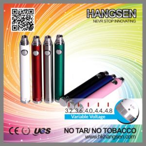 E-Cigarette Evod-Twist Variable Voltage Battery with OEM Service pictures & photos