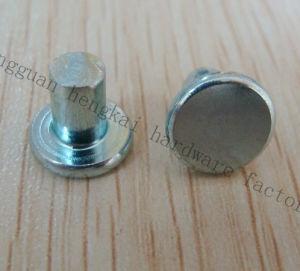 Solid Rivet with Bule Zinc (HK115)