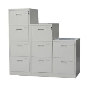 Two Drawers Vertical Filing Cabinet pictures & photos