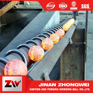 60mn Grinding Media Forged Steel Ball pictures & photos