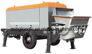 Trailer Diesel Concrete Pump (HBT60B-11-130RS) pictures & photos