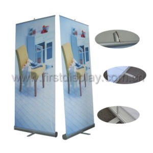 High Quality Retractable Roll up Stand