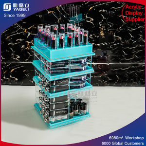 Green Color Acrylic Lipstick Holder pictures & photos
