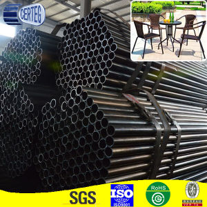 RoHS Certificate ERW Steel Pipe for Making Furniture Leg pictures & photos
