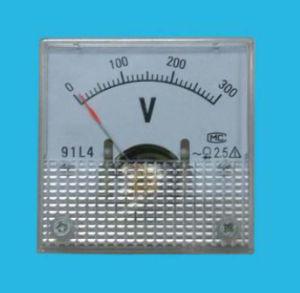 Analog Meter & Voltmeter (91 L4 Type)