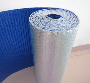 Woven Insulation Material With Aluminum Foil and Bubble